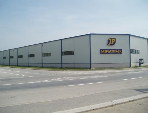 Objekt firmy Jasplastik