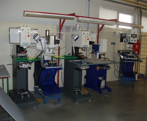 tampo-printing - stroje